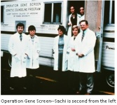 Operation Gene Screen